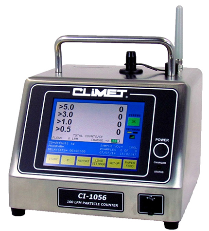 CLiMET CI-x55 and CI-X56 Wireless Series