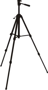 Tripod for Isokinetic Probes