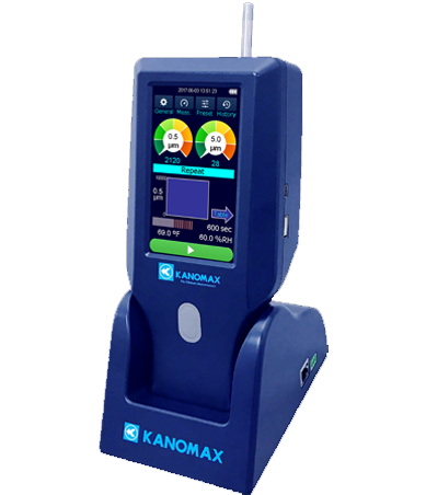 Kanomax 3888 Particle Counter