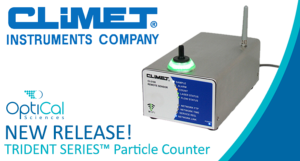 Trident Series™ Particle Counter